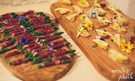 Canapes Ready to Serve