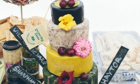 Westcountry Cheese Wedding Cake